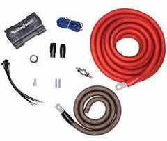 Rockford Fosgate RFK1 1/0 Gauge Amplifier Power Installation Kit