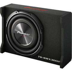 "Pioneer TS-SWX3002 1500W Max (400W RMS) 12"" Shallow Mount Subwoofer in Sealed Enclosure"