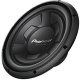 "Pioneer TS-W126M 1300W Peak (300W RMS) 12"" Single 4-Ohm Car Subwoofer"