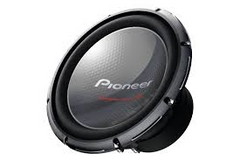 "Pioneer TS-W3003D4 12"" Champion Pro Series 600W RMS Car Subwoofer"