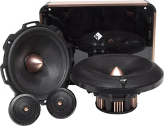 "Rockford Fosgate T5652-S 6-1/2"" 2-Way Power Series Component Car Speakers System"