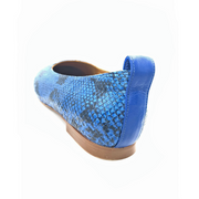 Big shoes for women, blue