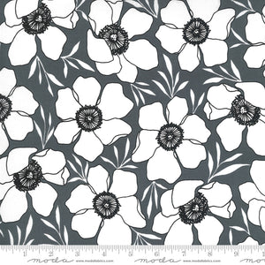 grey flower pattern 02