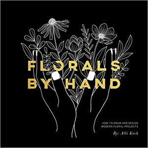 Florals by Hand Book