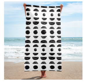 Moon Beach Towel