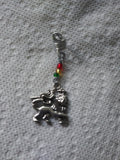 Lion of Judah Dreadlock Jewelry