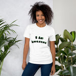 I Am Awesome positive affirmation T - shirt
