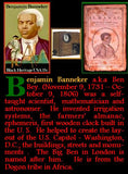 """Facts About Blacks"" Black History match card game Black Inventors edition, Black Inventors match card game."