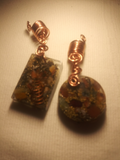 Orgonite dreadlock Jewelry