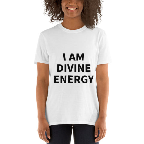 AFFIRM - Positive Affirmation Apparel - I AM Divine Energy