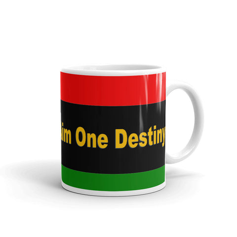 Marcus Garvey Tea and Coffee Mug
