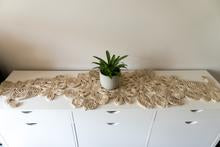 Large Jute table runner