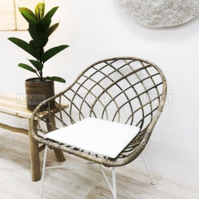 Marc weave end chair