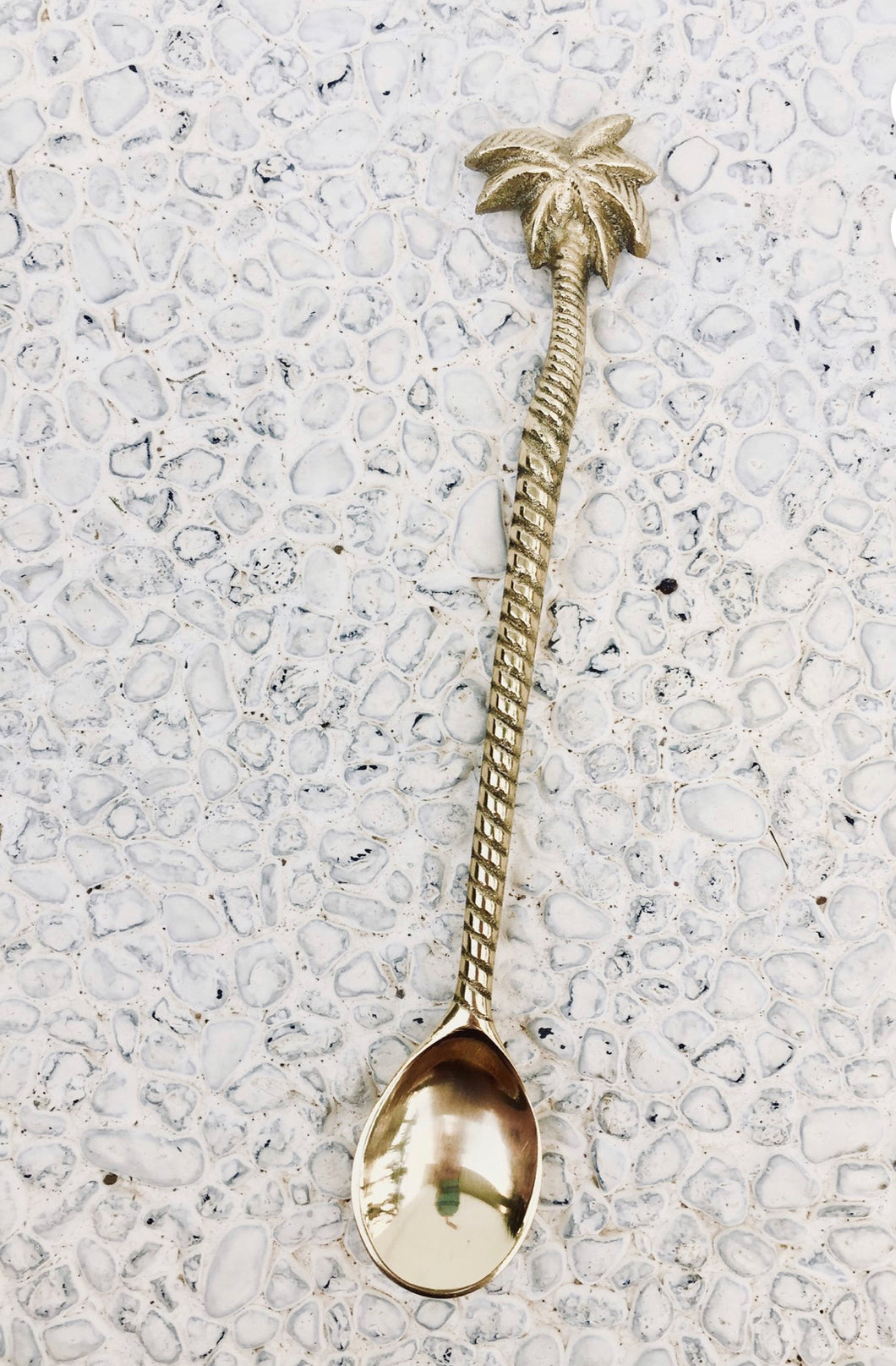 Palm swirler spoon