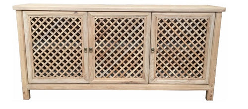 Lattice Sideboard