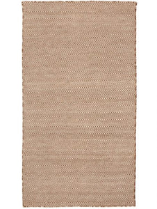 Herringbone Beige Indoor/outdoor rug