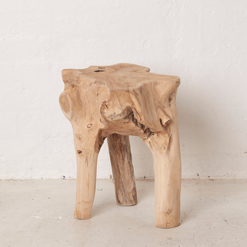 Elif Tree Root Stool