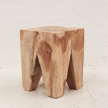 Load image into Gallery viewer, Rafi Peg Stool / Side Table