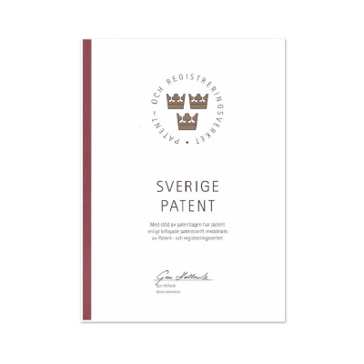 THE PAC Swedish Patent
