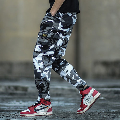 Camouflage Color Fashion Mens Jeans