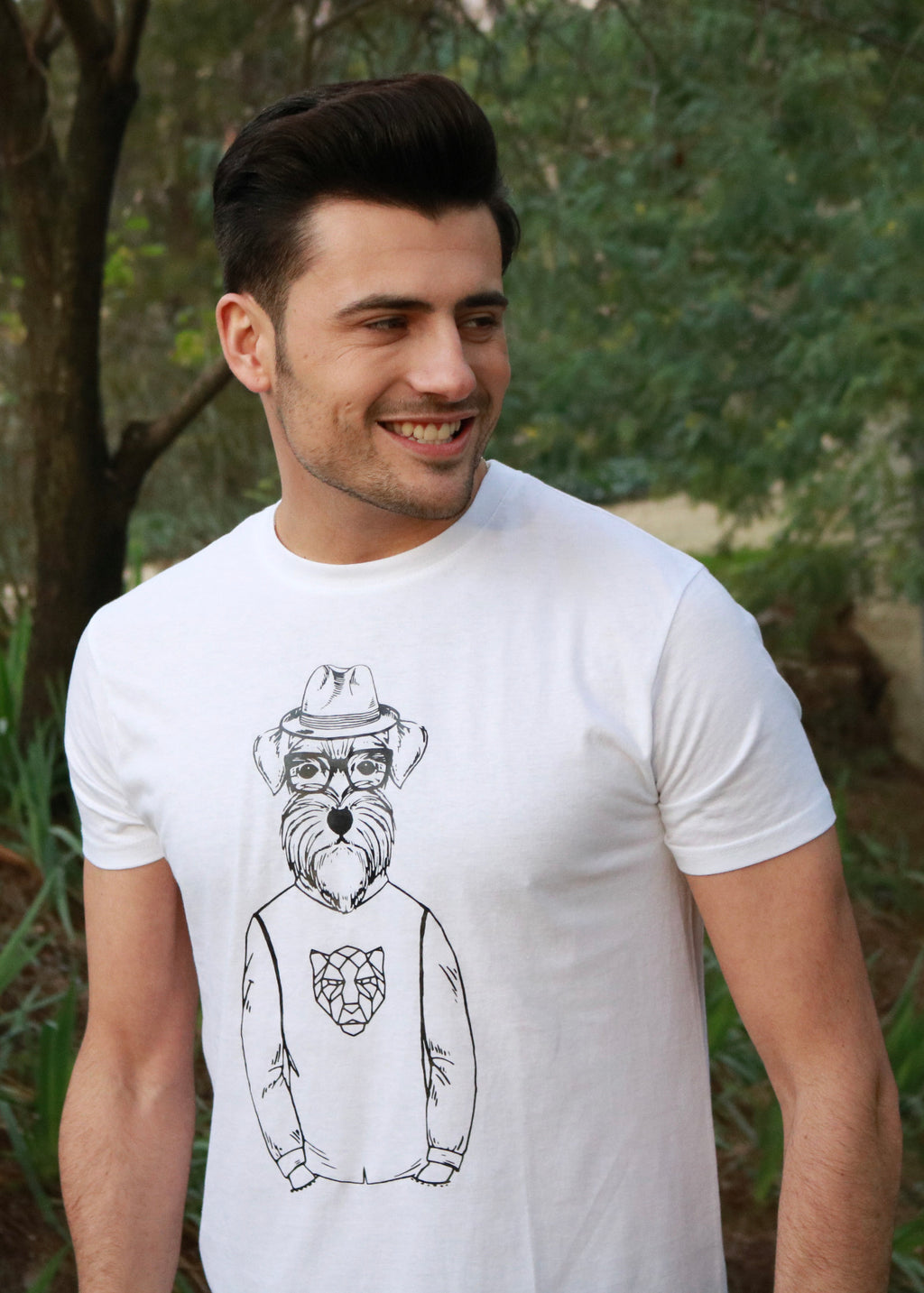 Camiseta Dog Press