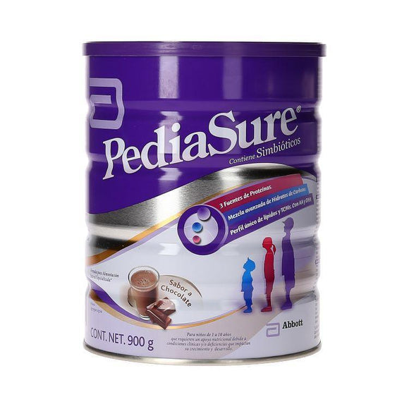 PEDIASURE PLUS NG CHOC 900G