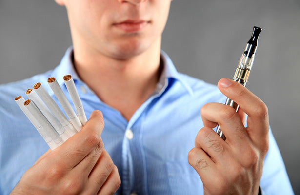 e-Cigarettes can help smokers to quit - new research published in 'Addiction'.