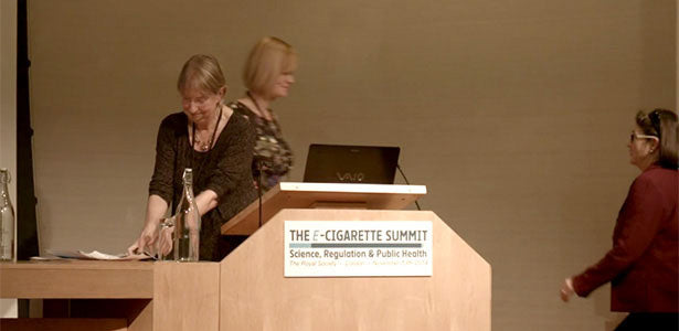 STOP SMOKING SERVICE MANAGER LOUISE ROSS SHARES HER JOURNEY WITH E-CIGARETTES