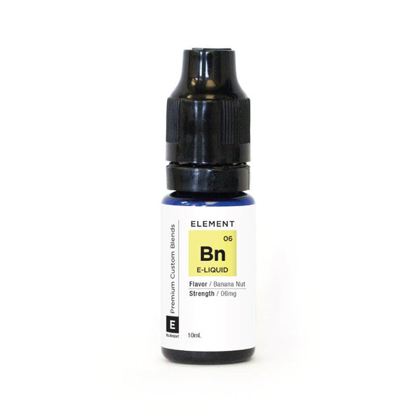 Banana Nut - Element E-liquid