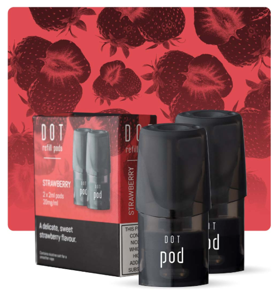 Dot Pods Strawberry