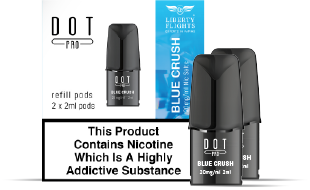 DOT PRO Pods Blue Crush