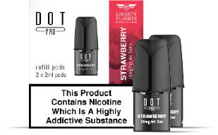 DOT PRO Pods Strawberry