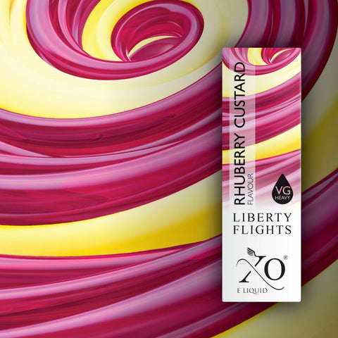 Rhuberry Custard VG E-liquid