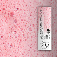Strawberry Milkshake VG E-liquid