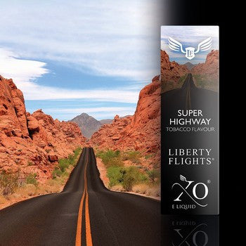 Super Highway Tobacco e-Liquid