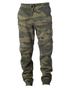 Camo Joggers by Decagon