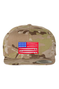 Decagon Board Camo Hat