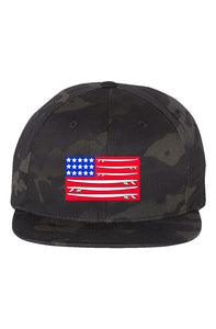 Decagon Board Camo Hats