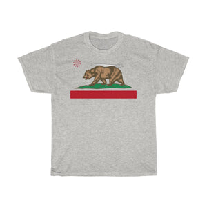 Decagon CaliBear Board Unisex Tee