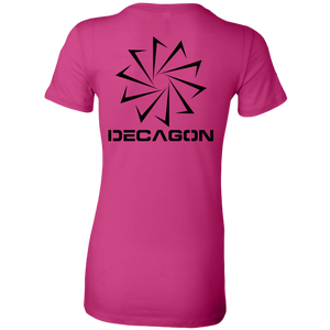 Decagon Womens Shirt