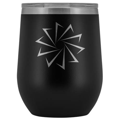 12oz Wine Tumbler - Custom Available!