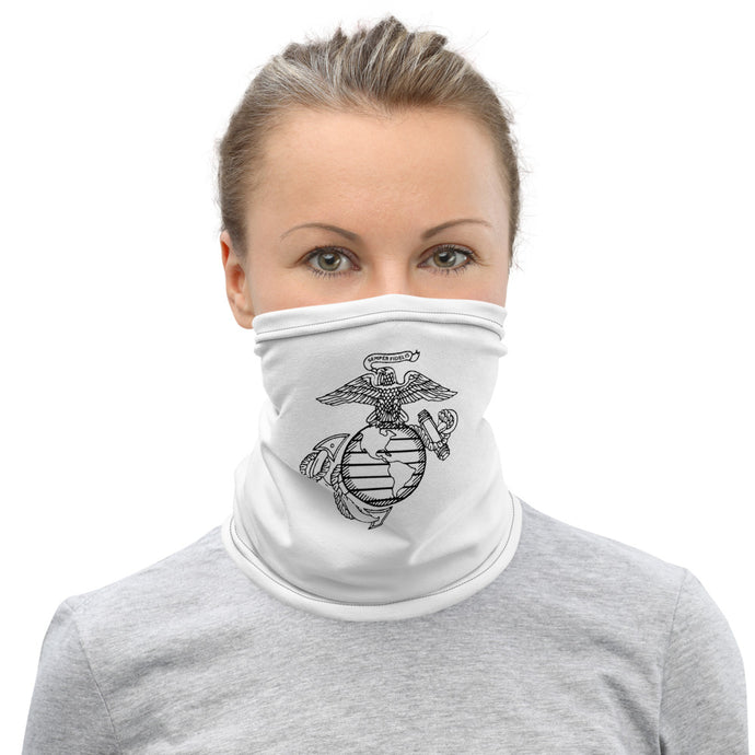 Marine Corps Neck Gaiter (Customizable item!)