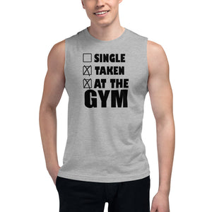 Decagon Taken Gym Tank