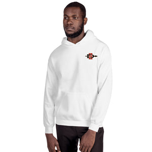 San Diego State University Embroidered Hoodie