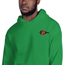 Load image into Gallery viewer, San Diego State University Embroidered Hoodie