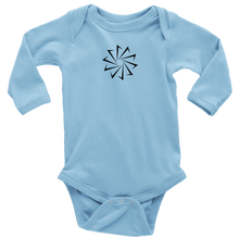 Load image into Gallery viewer, Decagon Long-Sleeve Onesie - Keeping Babies Warm since 2019