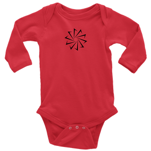 Decagon Long-Sleeve Onesie - Keeping Babies Warm since 2019