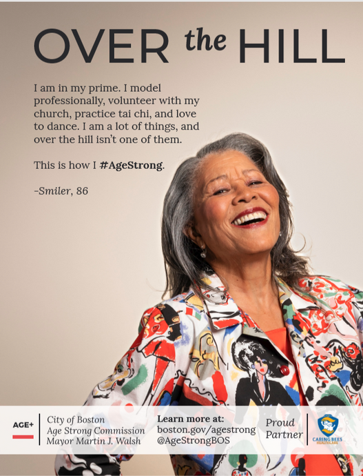 Aging Strong Public Awareness Campaign
