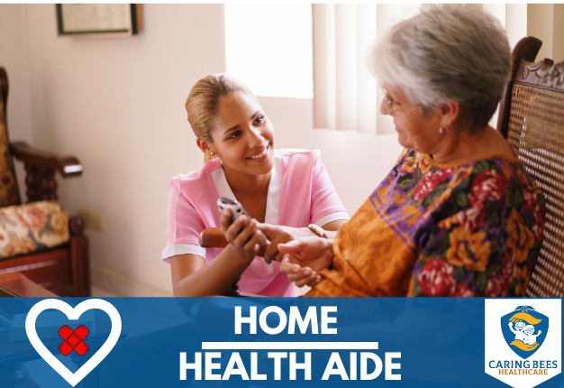 at home health aide