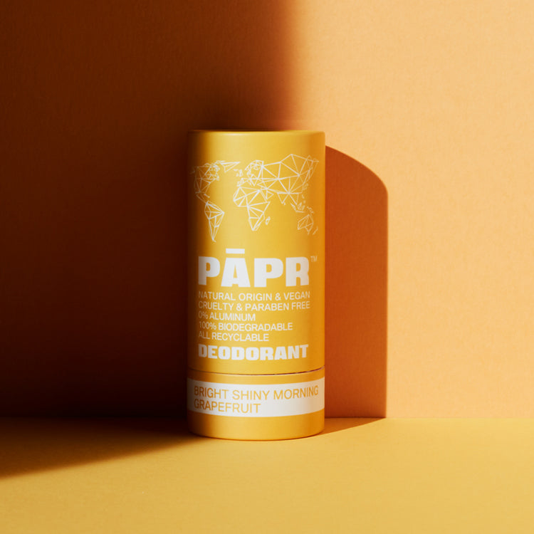 Sustainable Packaging page banner